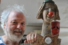 Don du sculpteur marco GALZELLI